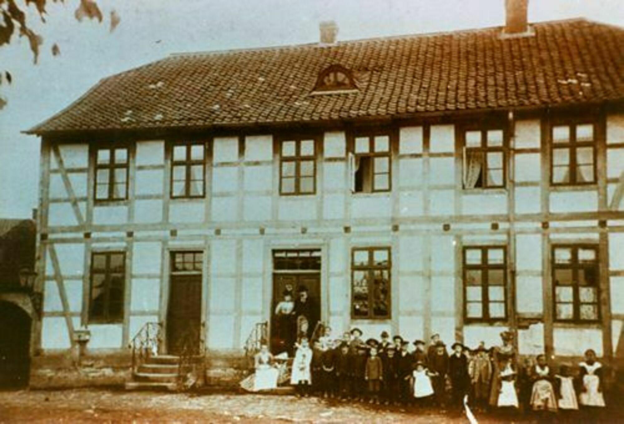 Schule 1857