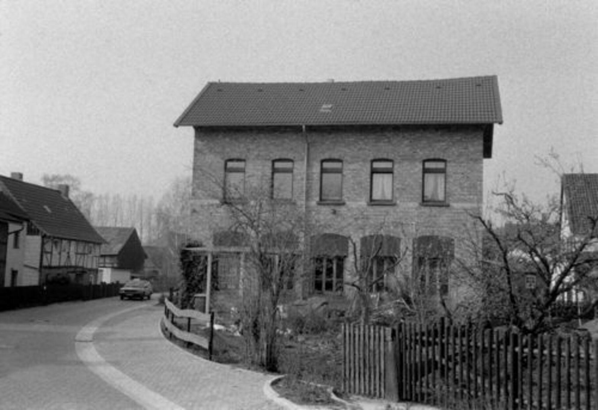 Schule 1889